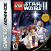 LEGO Star Wars II - The Original Trilogy Nintendo Game Boy Advance cover artwork