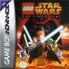 LEGO Star Wars - The Video Game Nintendo Game Boy Advance cover artwork