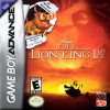 Lion King 1 1-2, The Nintendo Game Boy Advance cover artwork