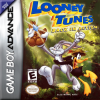 Looney Tunes - Back in Action Nintendo Game Boy Advance cover artwork