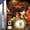 Lord of the Rings, The - The Fellowship of the Ring Nintendo Game Boy Advance cover artwork