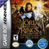 Lord of the Rings, The - The Return of the King Nintendo Game Boy Advance cover artwork