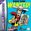 Lucky Luke - Wanted! Nintendo Game Boy Advance cover artwork