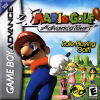 Mario Golf - Advance Tour Nintendo Game Boy Advance cover artwork