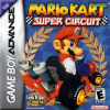Mario Kart - Super Circuit Nintendo Game Boy Advance cover artwork
