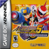Mega Man Battle Network 5 - Team Proto Man Nintendo Game Boy Advance cover artwork