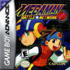 Mega Man Battle Network Nintendo Game Boy Advance cover artwork
