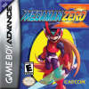 Mega Man Zero Nintendo Game Boy Advance cover artwork