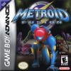 Metroid Fusion Nintendo Game Boy Advance cover artwork