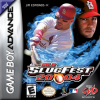 MLB SlugFest 20-04 Nintendo Game Boy Advance cover artwork