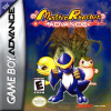 Monster Rancher Advance Nintendo Game Boy Advance cover artwork