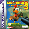 Moorhen 3 - The Chicken Chase! Nintendo Game Boy Advance cover artwork