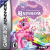 My Little Pony - Crystal Princess - The Runaway Rainbow Nintendo Game Boy Advance cover artwork
