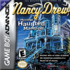 Nancy Drew - Message in a Haunted Mansion Nintendo Game Boy Advance cover artwork