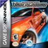 Need for Speed - Underground Nintendo Game Boy Advance cover artwork