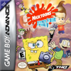 Nicktoons - Freeze Frame Frenzy Nintendo Game Boy Advance cover artwork