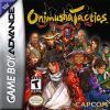 Onimusha Tactics Nintendo Game Boy Advance cover artwork