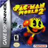 Pac-Man World 2 Nintendo Game Boy Advance cover artwork