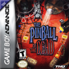 Pinball of the Dead, The Nintendo Game Boy Advance cover artwork
