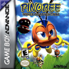 Pinobee - Wings of Adventure Nintendo Game Boy Advance cover artwork