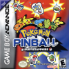 Pokemon Pinball - Ruby & Sapphire Nintendo Game Boy Advance cover artwork