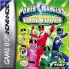 Power Rangers - Time Force Nintendo Game Boy Advance cover artwork