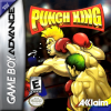 Punch King - Arcade Boxing Nintendo Game Boy Advance cover artwork