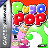Puyo Pop Nintendo Game Boy Advance cover artwork