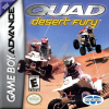 Quad Desert Fury Nintendo Game Boy Advance cover artwork