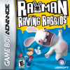 Rayman - Raving Rabbids Nintendo Game Boy Advance cover artwork
