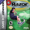 Razor Freestyle Scooter Nintendo Game Boy Advance cover artwork