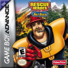Rescue Heroes - Billy Blazes! Nintendo Game Boy Advance cover artwork