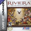 Riviera - The Promised Land Nintendo Game Boy Advance cover artwork