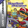 Rocket Power - Dream Scheme Nintendo Game Boy Advance cover artwork