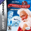Santa Clause 3, The - The Escape Clause Nintendo Game Boy Advance cover artwork