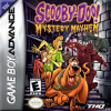 Scooby-Doo! - Mystery Mayhem Nintendo Game Boy Advance cover artwork