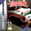 Sega Rally Championship Nintendo Game Boy Advance cover artwork