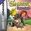 Shrek - Hassle at the Castle Nintendo Game Boy Advance cover artwork