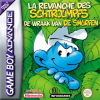 Smurfs, The - The Revenge of the Smurfs Nintendo Game Boy Advance cover artwork