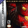 Spider-Man 2 Nintendo Game Boy Advance cover artwork
