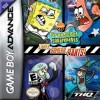 SpongeBob SquarePants - Lights, Camera, Pants! Nintendo Game Boy Advance cover artwork