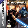 Star Wars - Episode II - Attack of the Clones Nintendo Game Boy Advance cover artwork