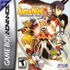Summon Night - Swordcraft Story 2 Nintendo Game Boy Advance cover artwork