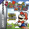 Super Mario Advance Nintendo Game Boy Advance cover artwork