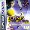 Tennis Masters Series 2003 Nintendo Game Boy Advance cover artwork