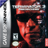 Terminator 3 - Rise of the Machines Nintendo Game Boy Advance cover artwork