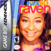 That's So Raven Nintendo Game Boy Advance cover artwork