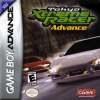 Tokyo Xtreme Racer Advance Nintendo Game Boy Advance cover artwork