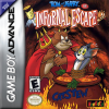 Tom and Jerry in Infurnal Escape Nintendo Game Boy Advance cover artwork