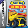 Tonka - On the Job Nintendo Game Boy Advance cover artwork